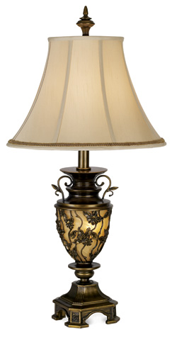 Pacific Coast Lighting - Southern Dogwood Table Lamp - 87-1370-02