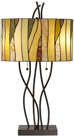 Pacific Coast Lighting - Oak Vine Table Lamp - 87-149-20
