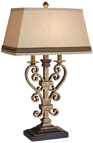 Pacific Coast Lighting - Odessa Table Lamp - 87-165-76