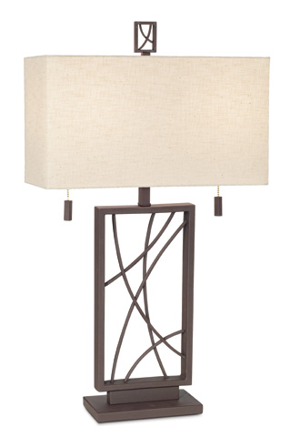Pacific Coast Lighting - Crossroads Table Lamp - 87-1722-68