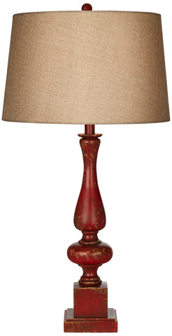 Pacific Coast Lighting - Chesire Country Table Lamp - 87-1801-57