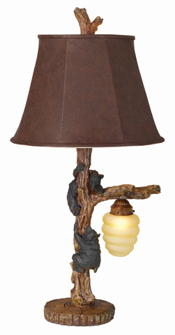 Pacific Coast Lighting - Honey Bear Table Lamp - 87-1916-21