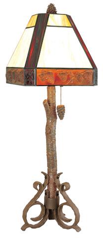 Pacific Coast Lighting - Sunset Woods Table Lamp - 87-562-68