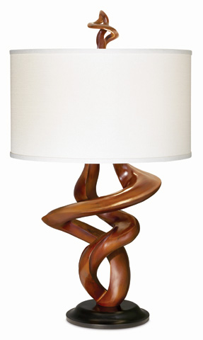 Pacific Coast Lighting - Tribal Impressions Table Lamp - 87-6026-68