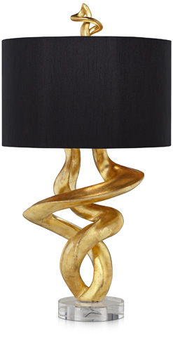 Pacific Coast Lighting - Tribal Impressions Table Lamp - 87-6026-7L