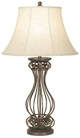 Pacific Coast Lighting - Georgetown Table Lamp - 87-6506-30