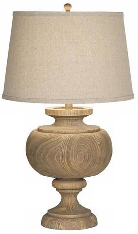 Pacific Coast Lighting - Grand Maison Large Table Lamp - 87-6518-9C