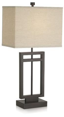 Pacific Coast Lighting - Central Loft Table Lamp - 87-6576-20