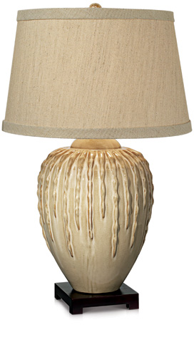 Pacific Coast Lighting - Cactus Reflections Table Lamp - 87-6596-06