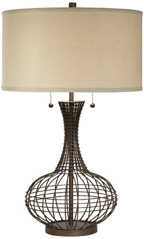 Pacific Coast Lighting - Ossining Table Lamp - 87-7069-59