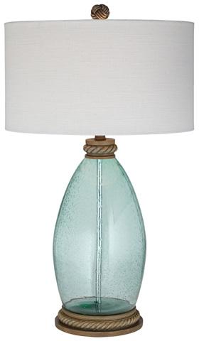 Pacific Coast Lighting - Blue Lagoon Table Lamp - 87-7080-43