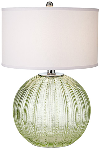 Pacific Coast Lighting - Green Urchin Table Lamp - 87-7105-46