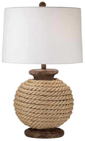 Pacific Coast Lighting - Monterey Table Lamp - 87-7119-48