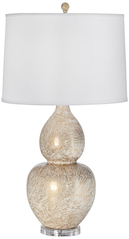 Pacific Coast Lighting - Gold Contempo Table Lamp - 87-7309-76
