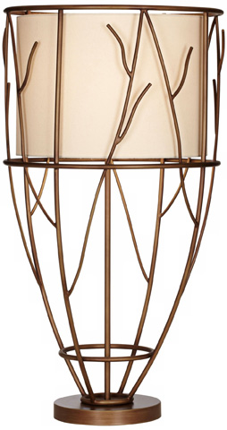 Pacific Coast Lighting - Whispering Willows Uplight - 87-7414-20