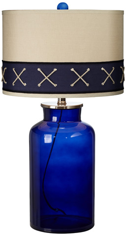 Pacific Coast Lighting - Sail Ahoy Table Lamp - 87-7422-34