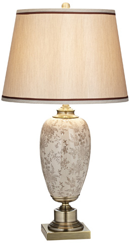 Pacific Coast Lighting - First Lady Table Lamp - 87-7510-06