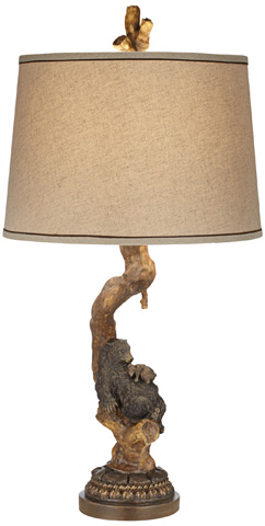 Pacific Coast Lighting - Hibernation Table Lamp - 87-7515-81