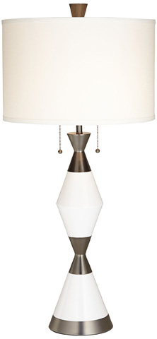 Pacific Coast Lighting - Infinity Table Lamp - 87-7551-70