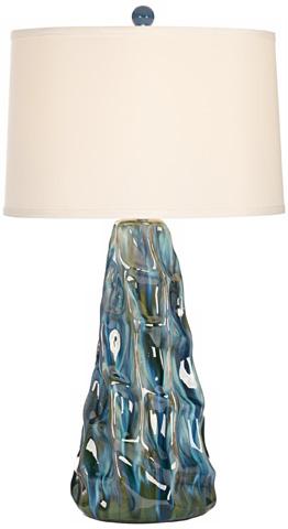 Pacific Coast Lighting - Salt Water Taffy Table Lamp - 87-7617-95