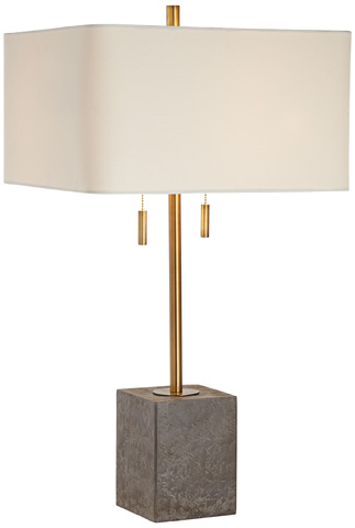 Pacific Coast Lighting - Riverside Table Lamp - 87-7718-02