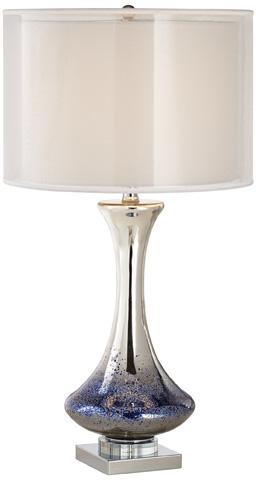 Pacific Coast Lighting - Blue Mercuri Table Lamp - 87-7782-45