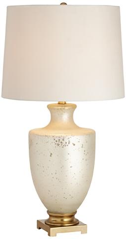 Pacific Coast Lighting - Britannia Table Lamp - 87-7783-70