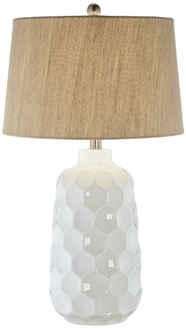 Pacific Coast Lighting - Honeycomb Dreams Table Lamp - 87-7787-70