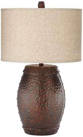Pacific Coast Lighting - Emory Table Lamp - 87-7869-03