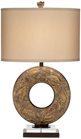 Pacific Coast Lighting - Koi Table Lamp - 87-7875-76