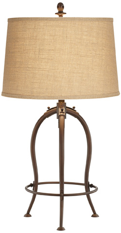 Pacific Coast Lighting - Ellerby Table Lamp - 87-7879-20