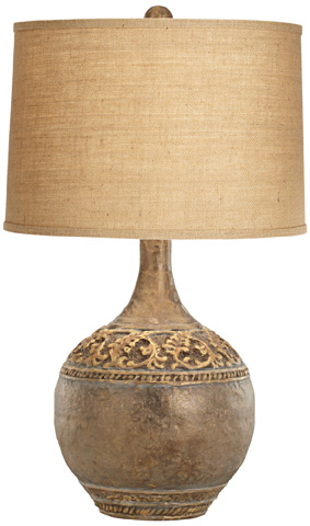 Pacific Coast Lighting - Mali Empire Table Lamp - 87-7881-20