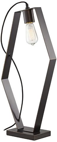 Pacific Coast Lighting - Hexamination Table Lamp - 87-7886-20