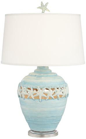 Pacific Coast Lighting - Starfish Kiss Table Lamp - 87-7904-45