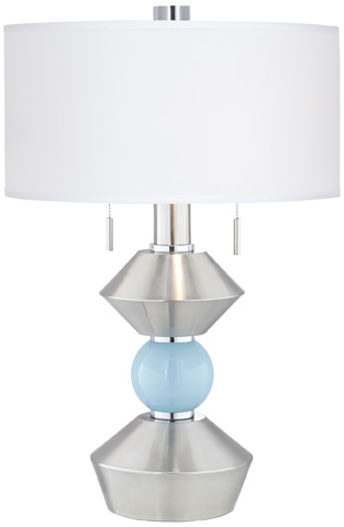Pacific Coast Lighting - Sterling Table Lamp - 87-7910-26