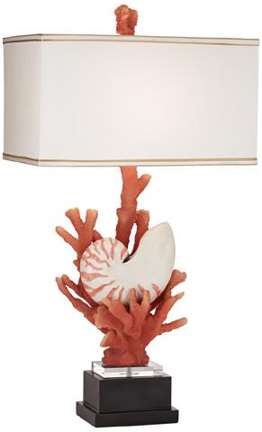 Pacific Coast Lighting - Hanauma Bay Table Lamp - 87-7919-88