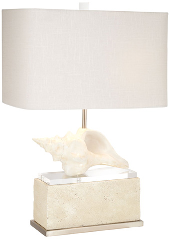 Pacific Coast Lighting - Winward Shore Table Lamp - 87-7936-48