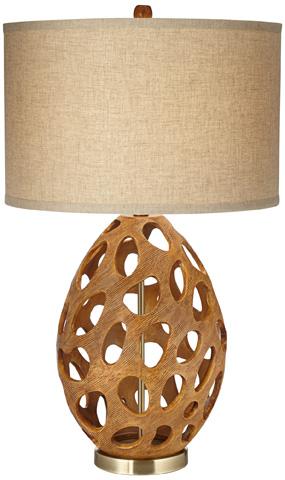 Pacific Coast Lighting - Luna Table Lamp - 87-7944-21