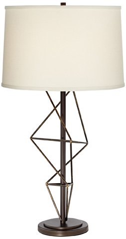 Pacific Coast Lighting - Geometric Table Lamp - 87-7961-22