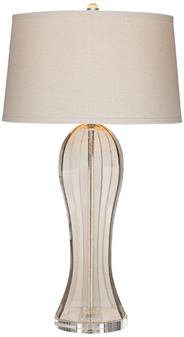 Pacific Coast Lighting - Ocean Terrace Table Lamp - 87-7975-2A