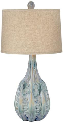Pacific Coast Lighting - Isla Majorca Table Lamp - 87-7995-95