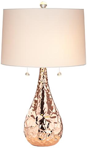 Pacific Coast Lighting - Pinnacle Table Lamp - 87-7998-30