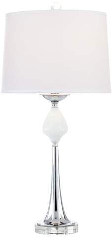 Pacific Coast Lighting - Omega Table Lamp - 87-8027-26