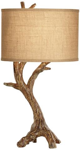 Pacific Coast Lighting - Beachwood Table Lamp - 87-8036-48