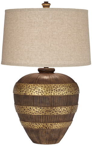Pacific Coast Lighting - Woodford Reserve Table Lamp - 87-8061-68