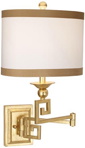 Pacific Coast Lighting - Phila Swing Arm Wall Lamp - 89-5802-7L