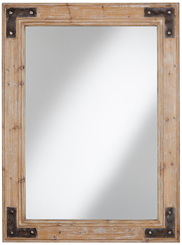 Pacific Coast Lighting - Country Ranch Mirror - 82-8913-52