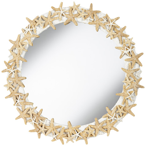 Pacific Coast Lighting - Starfish Kiss Mirror - 82-9052-06