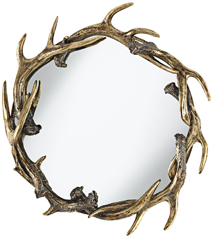 Pacific Coast Lighting - Caribou Medium Mirror - 82-9106-76