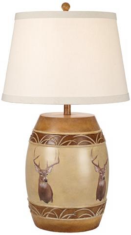 Pacific Coast Lighting - Oh Deer Table Lamp - 87-7169-9R
